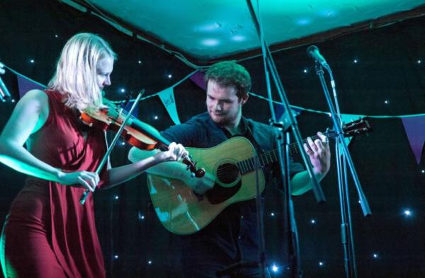 Linlithgow Folk Festival Duo