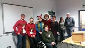 Linlithgow Speakers Christmas Event