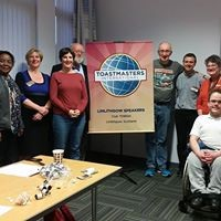 Linlithgow Speakers Toastmasters Event