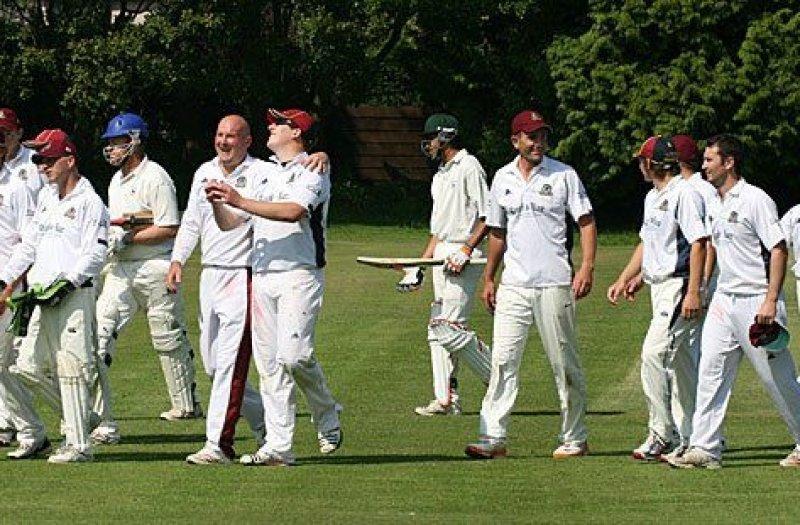 1st cricket team
