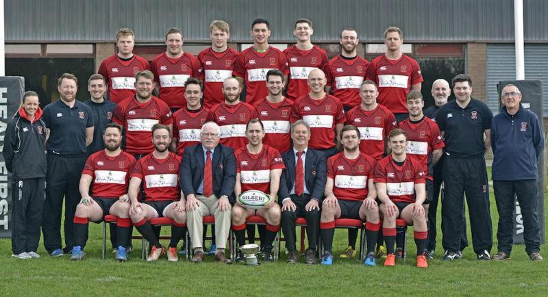 Reds Team Photo 2017/18