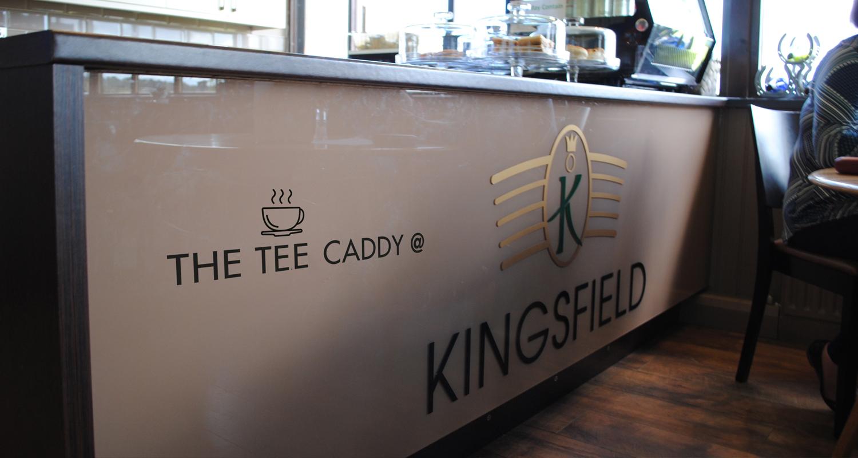 Kingsfield Tea Caddy