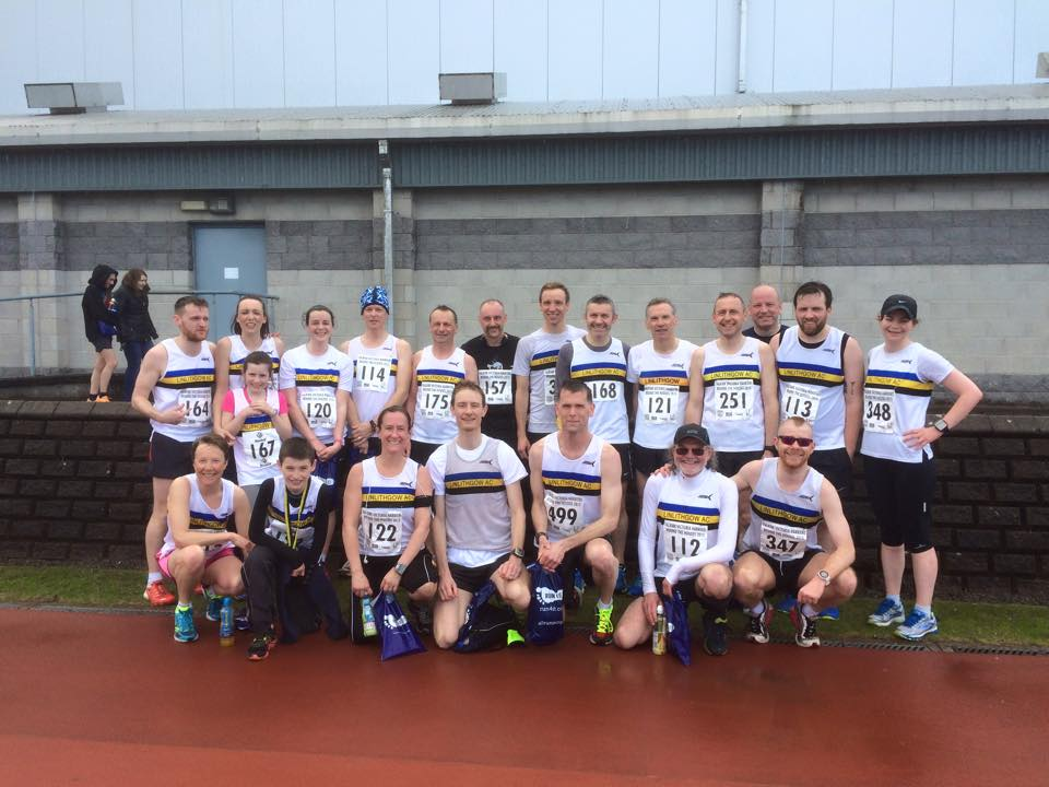 Linlithgow Athletic Group