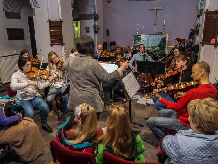 Llinlithgow String Orchestra meetup