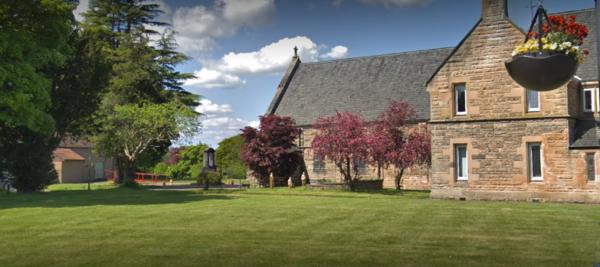 St Michael's RC Church Queen Margaret Hall