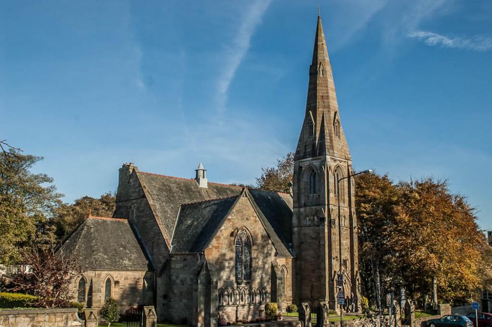 St Ninian's Craigmailen Church