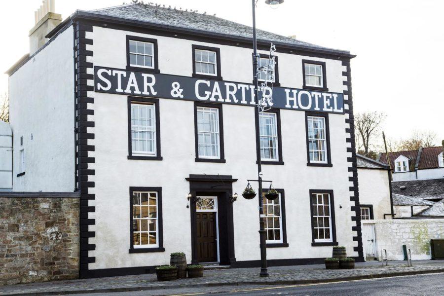 Star And Garter Exterior
