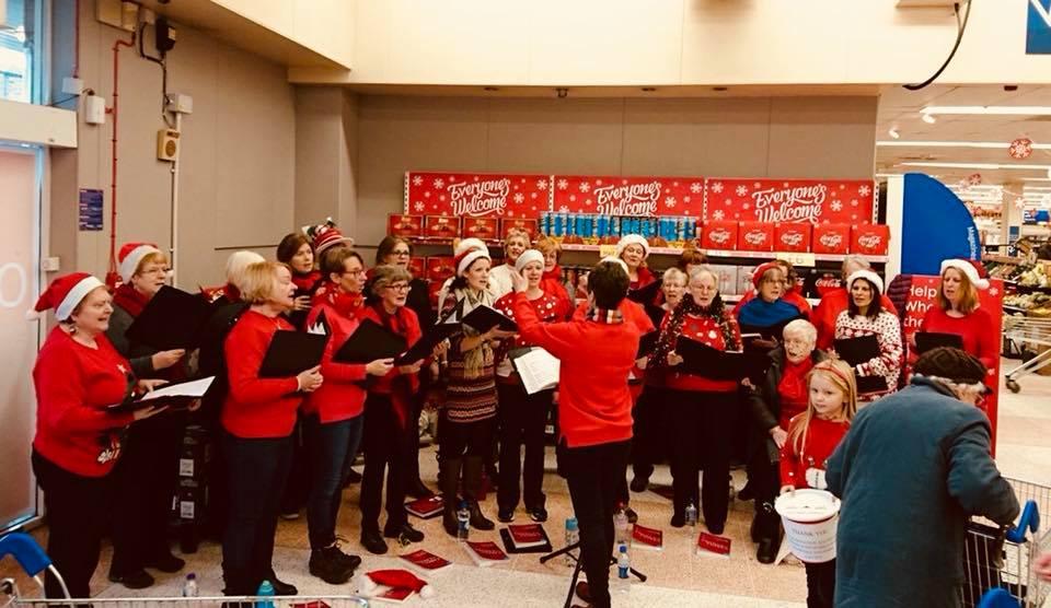 Ladies Choir Christmas