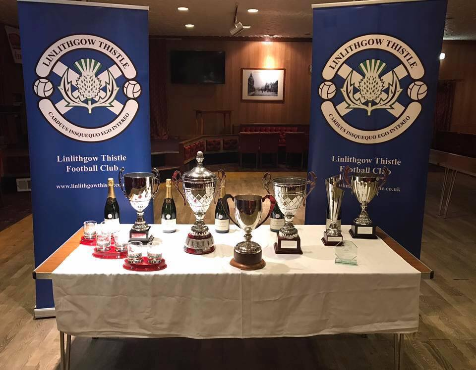 Linlithgow Thistle Awards