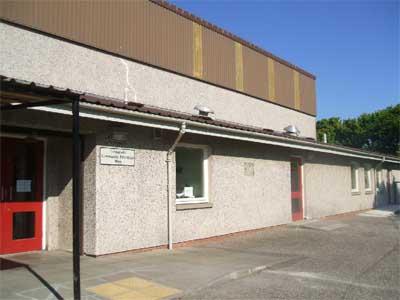 Springfield Community Wing