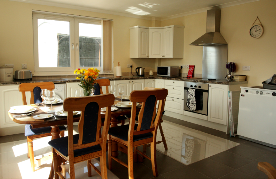 Rousland Farm Cottages Interior