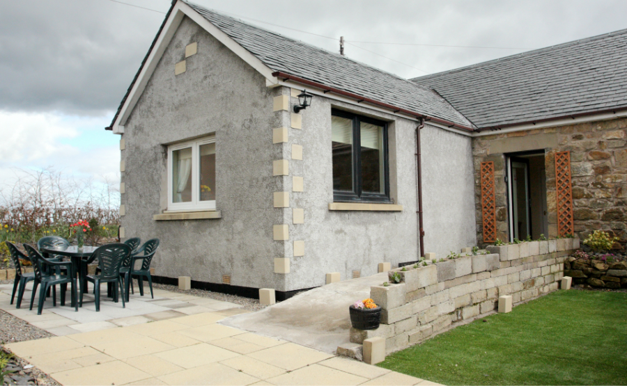 Rousland Farm Holiday Cottages Exterior