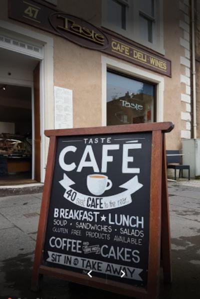 Taste Cafe-Deli