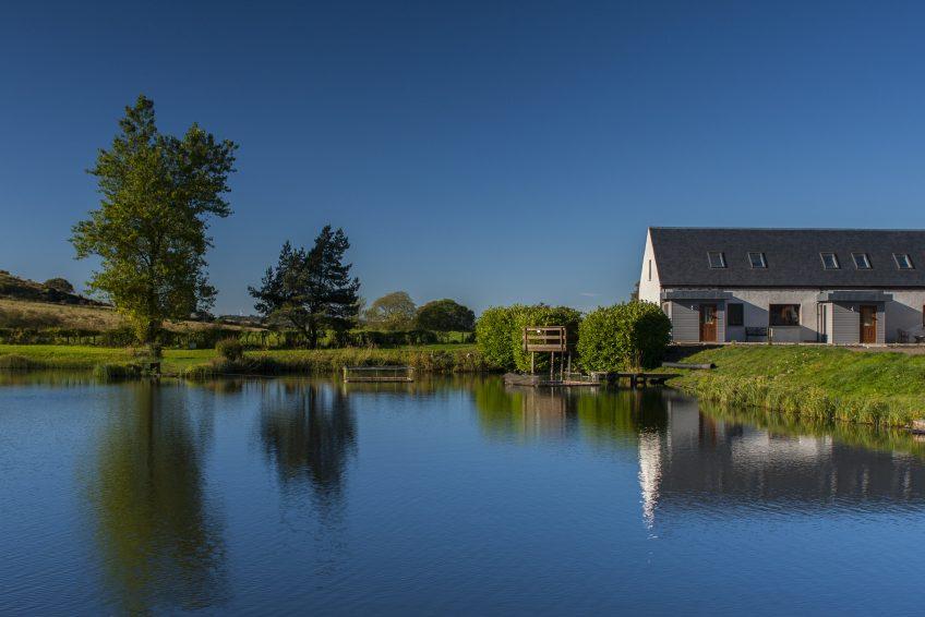 carriber cottages exterior