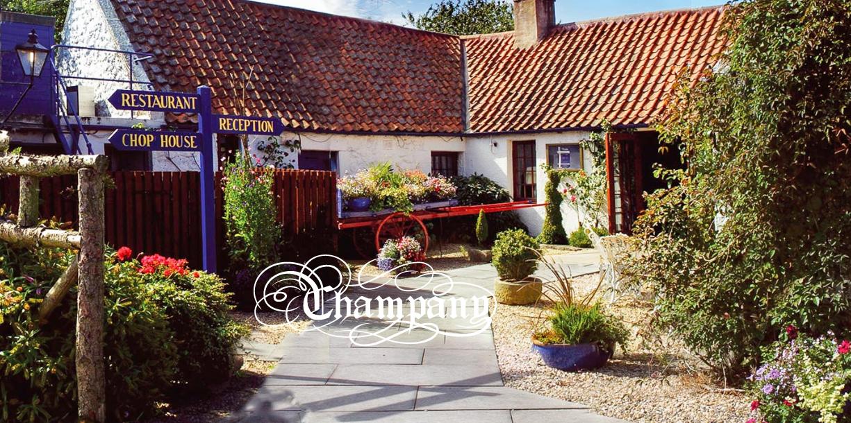 champany exterior