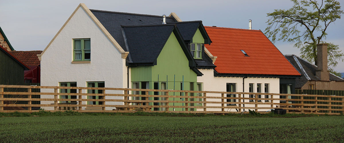 paddockhall farm holiday cottages exterior