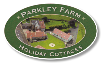 Parkley Farm Holiday Cottages Logo
