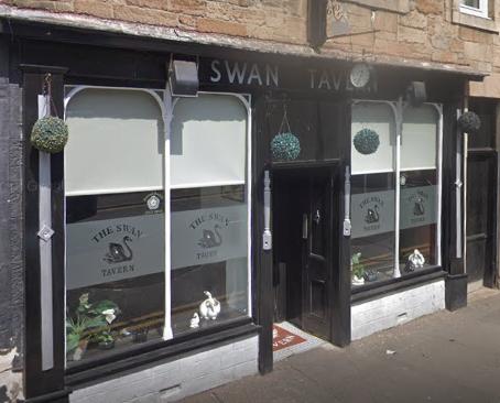 swan tavern exterior
