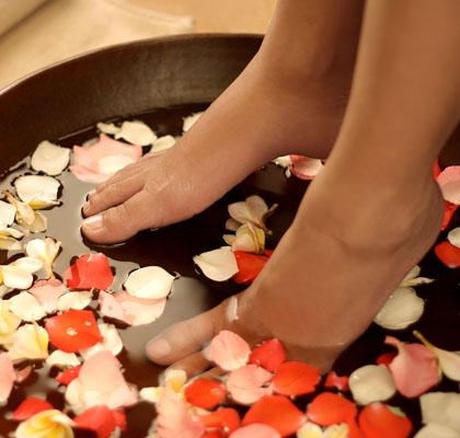 Hands-Feet treatment