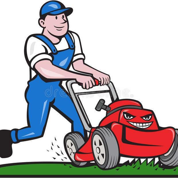 JC Garden Maintenance logo