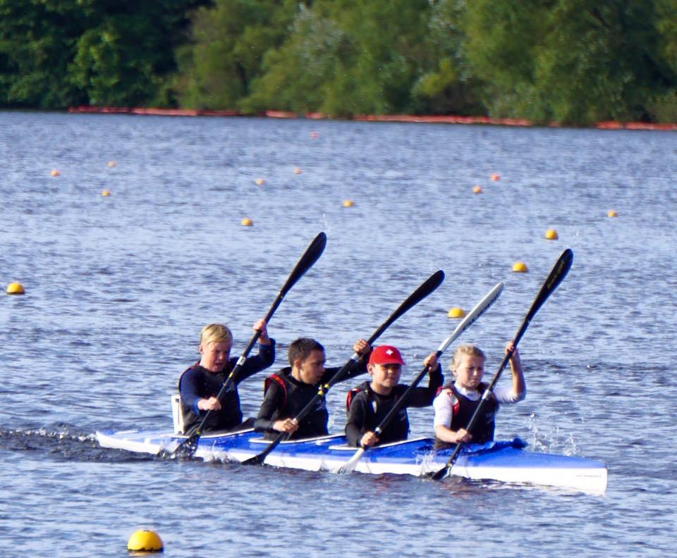 K4 Racing On The Loch