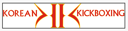 Korean Kickboxing Logo