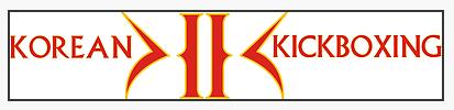 Korean Kickboxing Logo