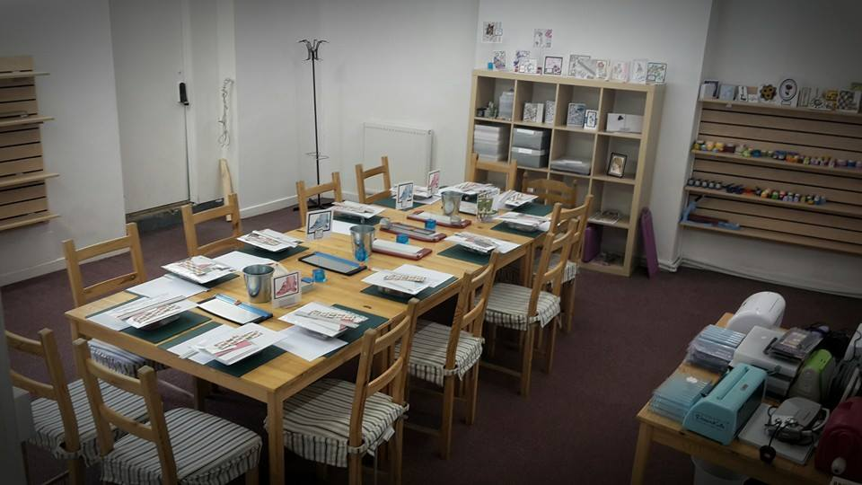 Linlithgow PaperCraft Classes