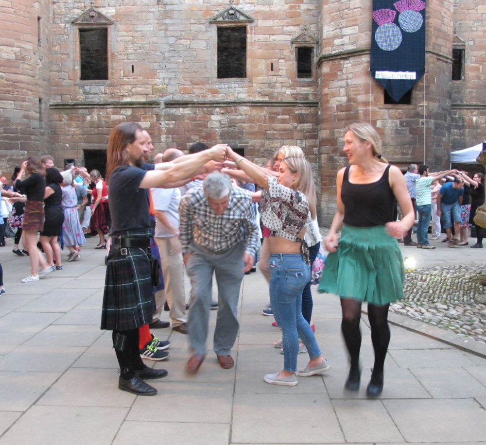 Linlithgow Scotch Hop Outdoor Scene 3