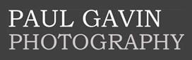 Paul Gavin Photography Logo