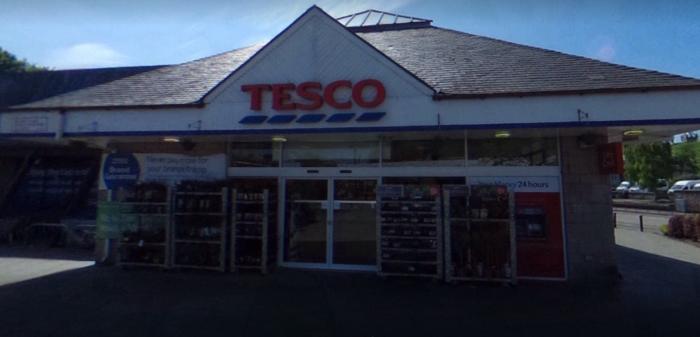 Tesco Linlithgow Exterior