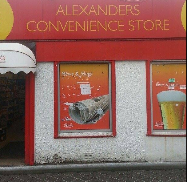 Alexander's Convenience Store