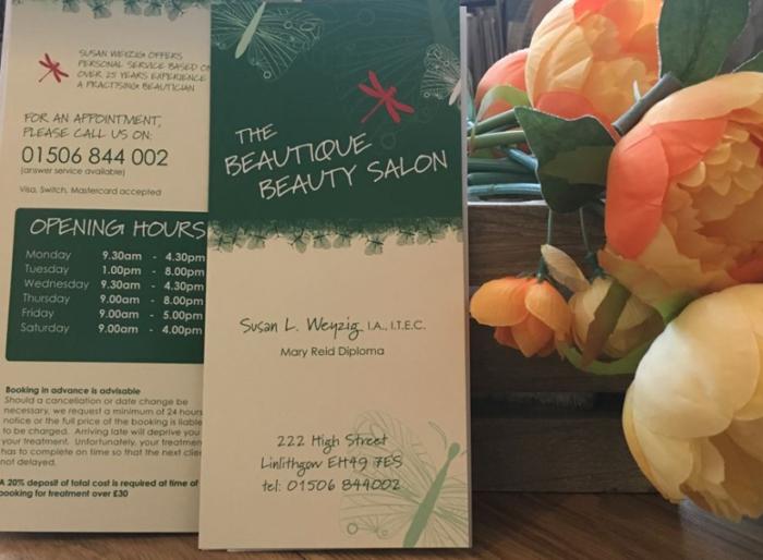 The Beautique Beauty Salon