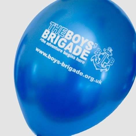 Boys brigade Balloon