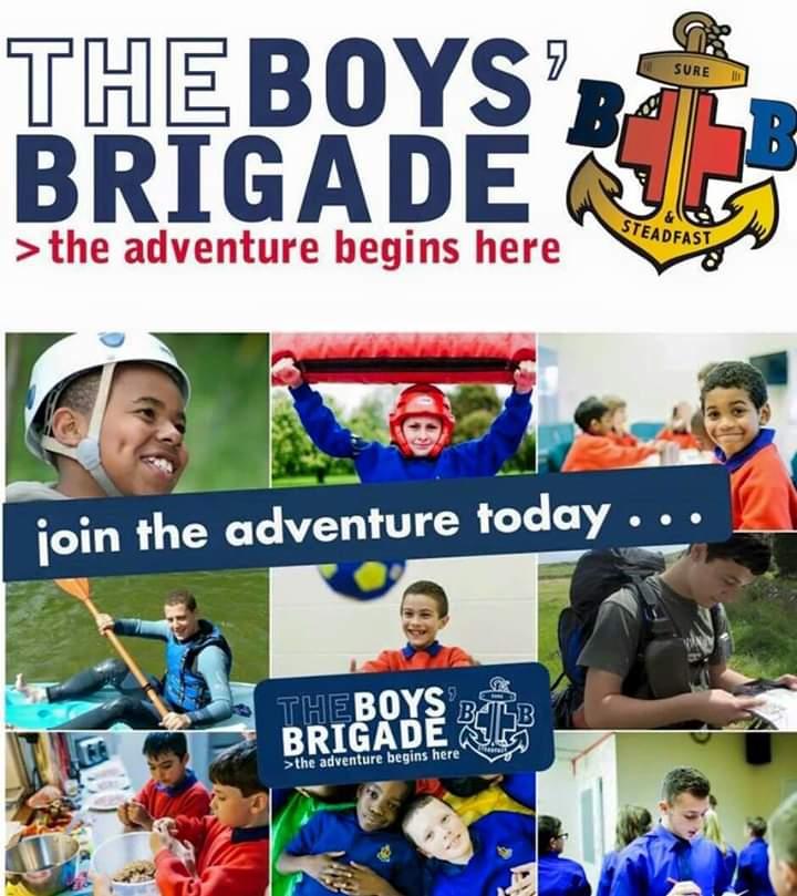 Boys Brigade Poster