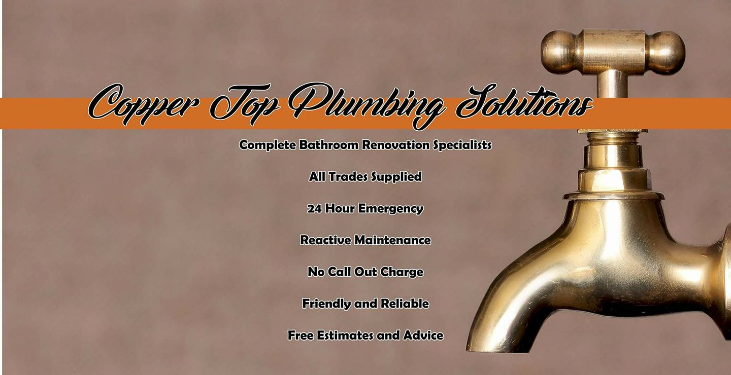 Coppertop Plumbing Solutions