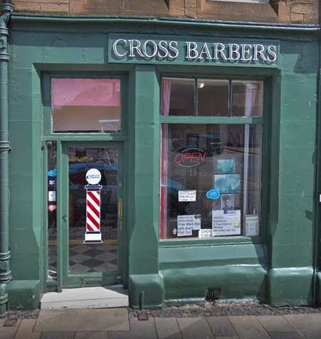 Cross Barbers