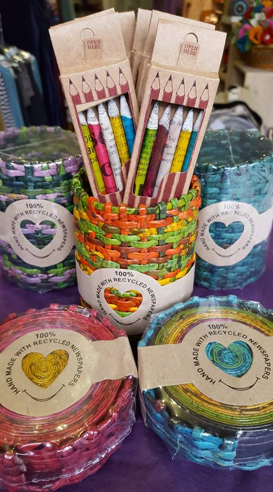 fair tradewinds gifts recycled
