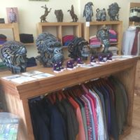 kapital kilts shop interior