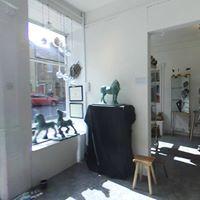 line gallery interior