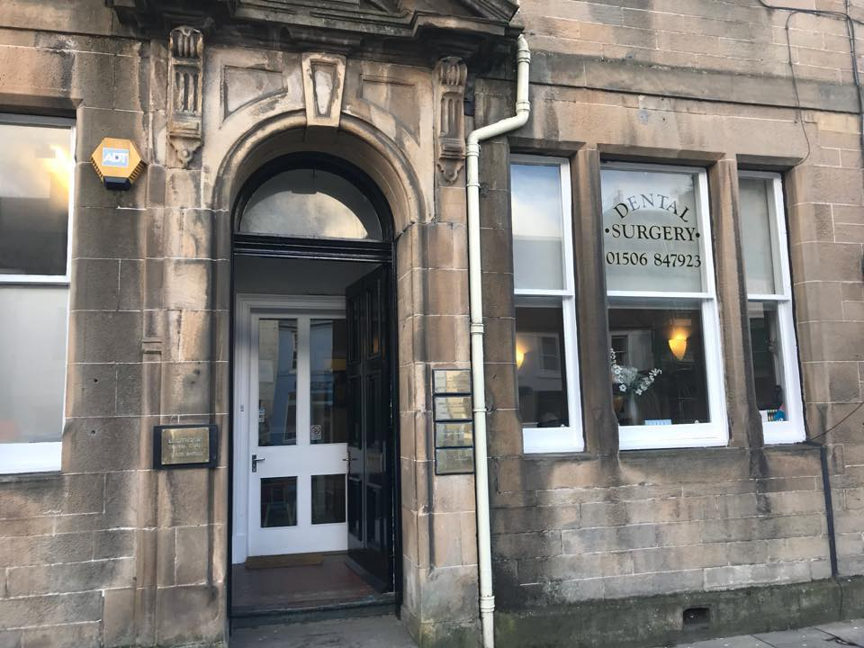 linlithgow dental care exterior