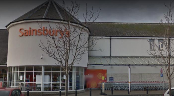 Sainsburys Exterior