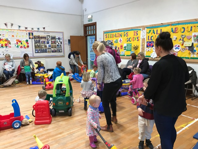 St Michael's Parish Church Parent and Toddler Group