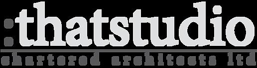 :thatstudio Chartered Architects Ltd