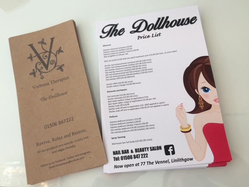 The Dollhouse Nail Bar & Beauty Salon