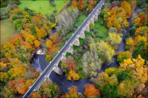 Avon-Aqueduct from above