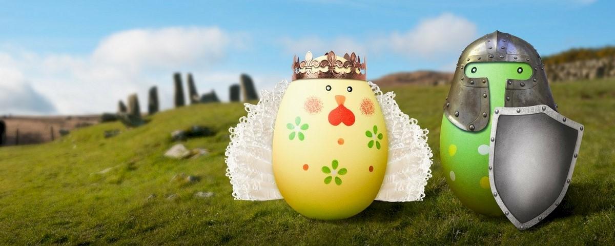 Easter Eggsplorer Event