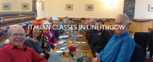 Italian Classes Linlithgow