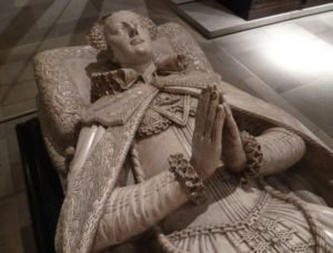 The Tomb of Mary Queen of Scots