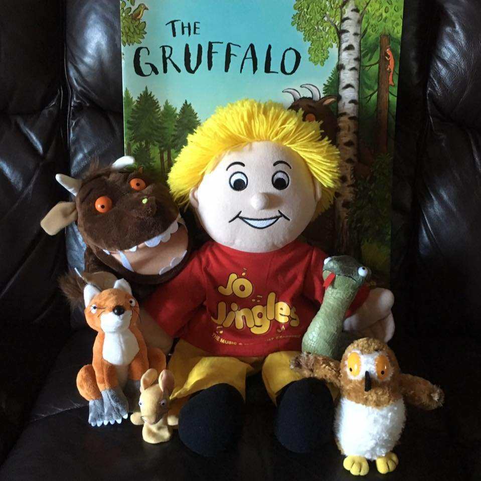 Jo Jingles Book and Toys